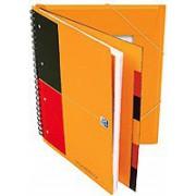 KOŁONOTATNIK Z TECZKĄ MEETINGBOOK A4+/80K LI PP OXFORD INTERNATIONAL TOP 100104296