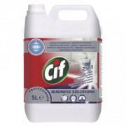 CIF WINDOW & MULTISURFACE CLEANER 5L ***7518654*