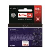 ACTIVEJET TUSZ HP CN684EE ZAMIENNIK Photosmart B109, B110, B209, B210 NR 364 XL REF CZARNY ***AH-C21*/AH-364BCX* ---KAT.