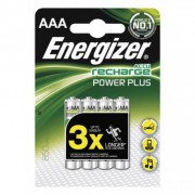 AKUMULATOR ENERGIZER AAA HR03/4SZT POWER PLUS  700mAH  635207 639483