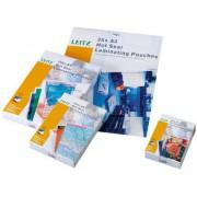 FOLIA DO LAMINOWANIA A5/80MIC/100SZT LEITZ UDT