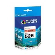 BLACKPOINT TUSZ CANON CLI526 ZAMIENNIK IP4850 CYAN ***HAGCANCLI526*
