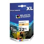 BLACKPOINT TUSZ HP C9352CE ZAMIENNIK DJ3940 22XL  KOL ***HAGHP22GLKL*