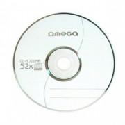 CD-R 700MB OMEGA FREESTYLE 52X KOPERTA 1SZT  OFK56673