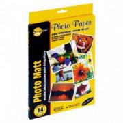 PAPIER FOTO A4/50ARK 190G MATOWY KW 150-1180