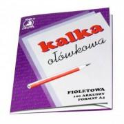 KALKA OŁÓWKOWA A4/100ARK DELFIN  A4/100