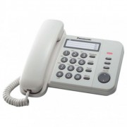 TELEFON PANASONIC KX-TS520 PDW BIAŁY