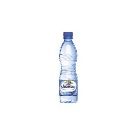 WODA NAŁĘCZOWIANKA 0.5L NIEGAZOWANA ***550101002* ---KAT. g ---GAZ.