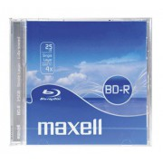 BLU-RAY BD-R MAXELL 4X 25GB JEWEL CASE 1SZT