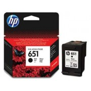 CARTRIDGE HP C2P10AE 651 CZARNY