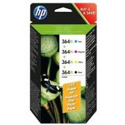 CARTRIDGE HP J3M83AE PS C5393 364XL CMYK