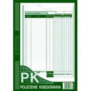 POLECENIE KSIĘGOWANIA A4 OFFSET 439-1