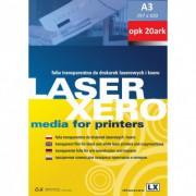Folia do drukarek laserowych i kserokopiarek  A3 20