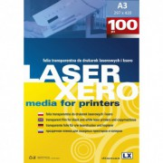 Folia do drukarek laserowych i kserokopiarek  A3 100