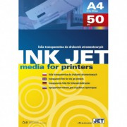 Folia do drukarek atramentowych A4 50