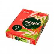 Papier ksero A4160g 22 Rey Adagio czerwony nr koloru 22