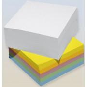 Kostka klejona kolorowa HAS 8,5x8,5x3,5 cm